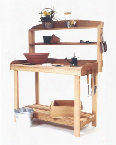 Large Potting Bench