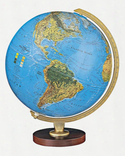 Livingston Globe From Replogle World Globes