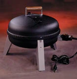 Lock And Go Electric Outdoor Portable Grill