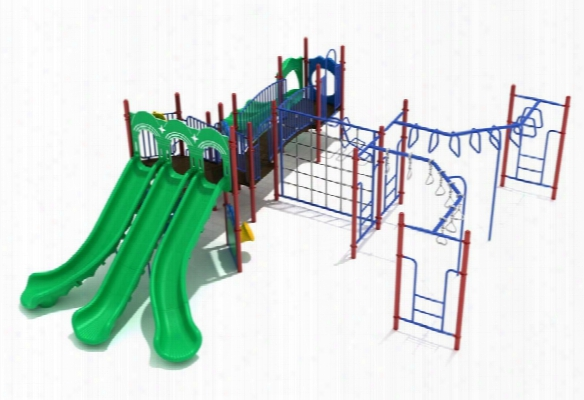 Manhattan Spark Playground - 3.5 Inh Posts