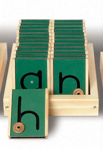Motor Letters Lowercase Learning Tool
