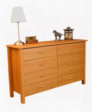 Nouvelle Chest Of Drawers 8 Drawer Lowboy