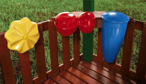 Outdoor Rhythm Band Swingset Accessory