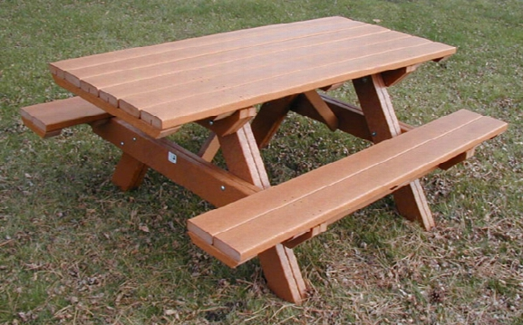 Picnic Table 6 Foot