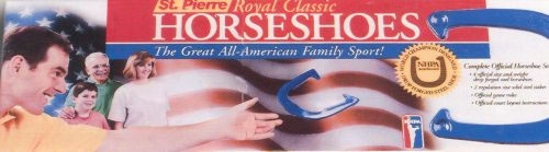 Royal Classic Series Horseshoe Set