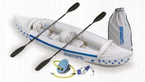 Sea Eagle 11 Foot Kayak Deluxe Package