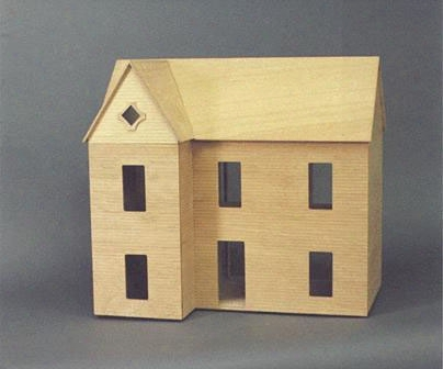 Shell Series Dollhouse