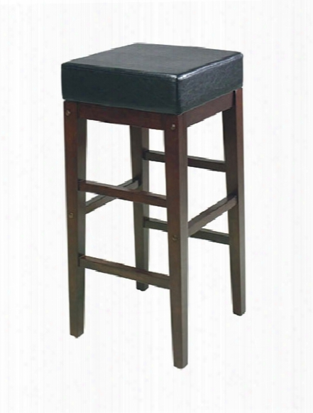Square Barstool 30 Inch