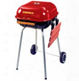 Square Utility Charcoal Grill 4101