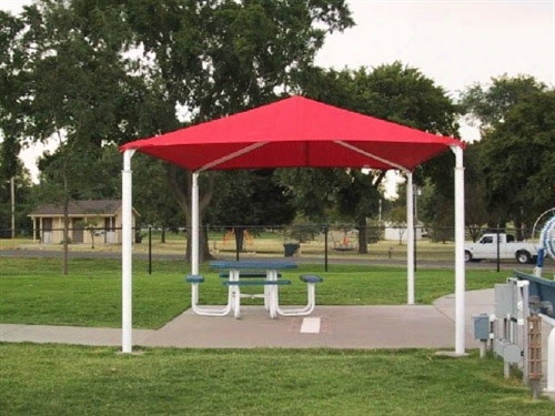 Stand Alone Shade Structure - Custom Size