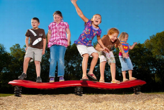 Strata Bounce Balance Beeam