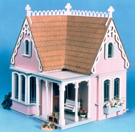 The Coventry Cottage Dollhouse