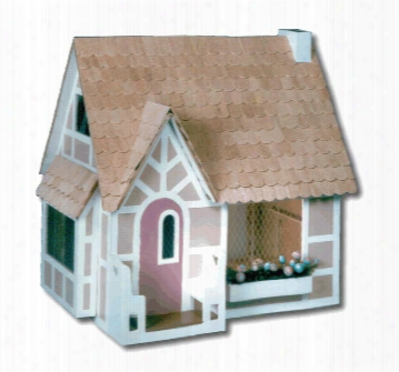 The Sugar Plum Dollhouse