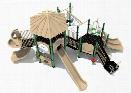 Antero Playground - 4.5 Inch Posts