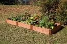 Composite Raised Garden 4 x 12 x 11
