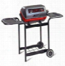Deluxe Cart Electric Grill With Weatherable Options