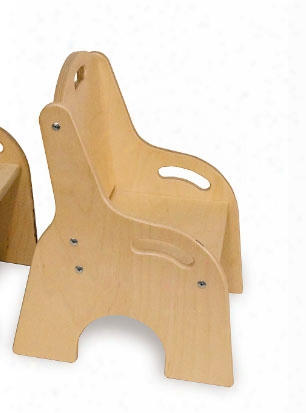 Toddler Chair 6 Inch