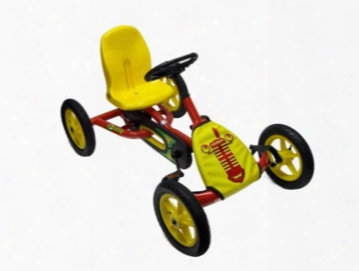 Tractor Mac Buddy Pedal Go Kart