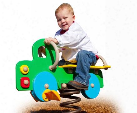 Truck Bouncer Spring Rider
