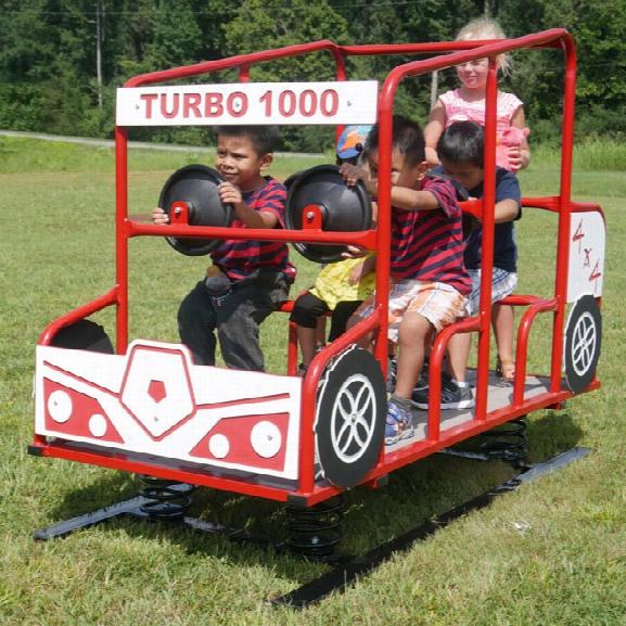 Turbo 1000 Rayzir Multi Passenger Spring Rider
