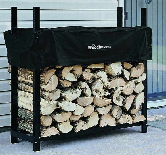 Woodhaven 14 Cord Rack And Cover