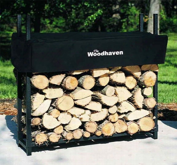 Woodhaven 18 Cord Rack And Cover