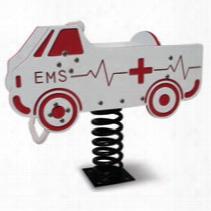 Ambulance Single Seat Spring Rider