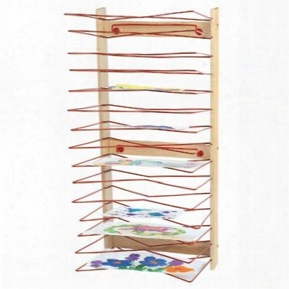 Angeles Space Saving Wall Drying Rack