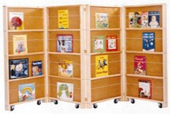 Bookcase Shoji Screen
