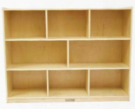 High Storage Cabinet 8 Compartment - 48 X 13 X 36