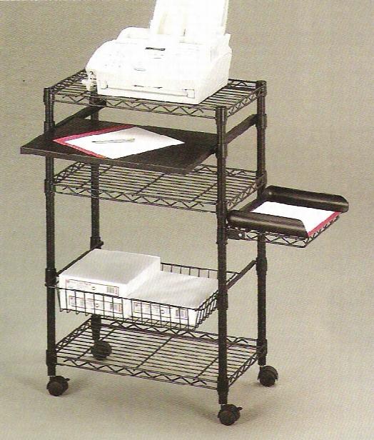 High Wire Printer Cart