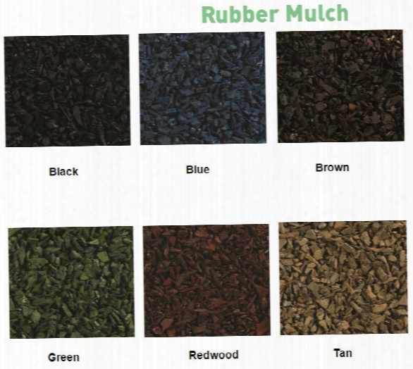 Pinnacle Soft Bounce Runber Mulch - Size To Fit
