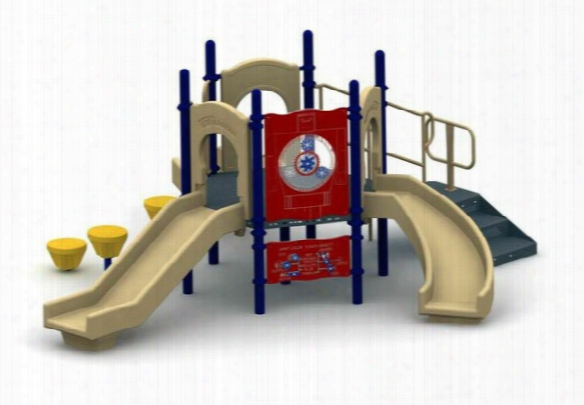Pitter Patter Play System - 3.5 Inch Posts