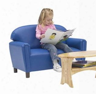 Preschool Vinyl Sofa