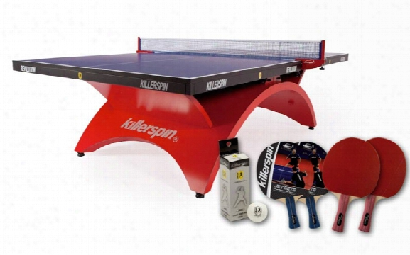 Revolution Table Tennis Table Package