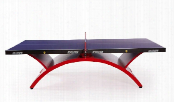 Revolution Table Tennis Table