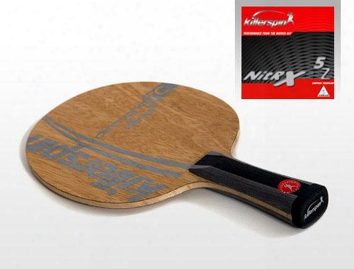 Rtg-diamond Tc Professional Table Tennis Racket