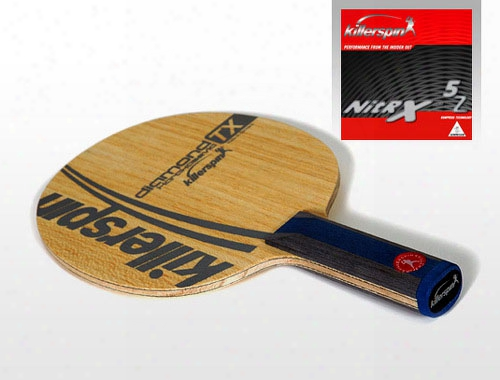 Rtg-diamond Tx Professional Table Tennis Racket
