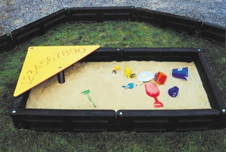 Sandbox 4 X 8 With Corner Table