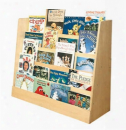 Single Sided Book Display Stand