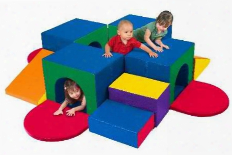 Softzone Tunnel Maze Playcenter