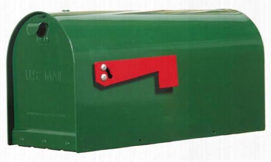 Titan Steel Mailbox