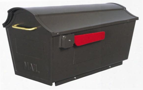 Town Square Cast Aluminum Mailbox