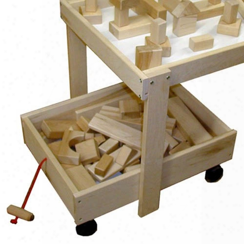 Toy Storage Cart