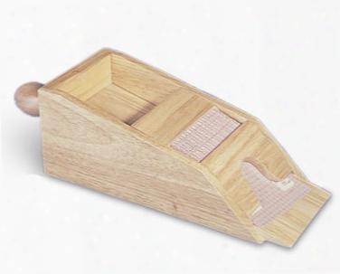 Wooden Dealer Shoe