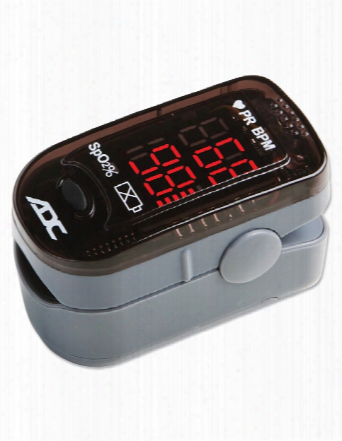 Adc Adc Fingertip Pulse Oximeter - Unisex - Medical Supplies