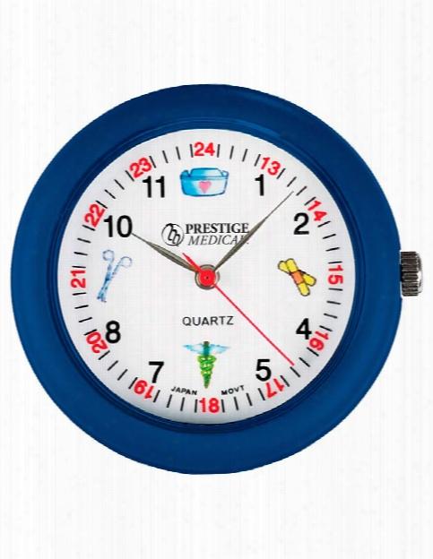 Prestige Medical Medical Symbols Scope Watch - Blue - Unisex - Medical Supplies