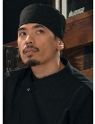 Uncommon Threads Twill Beanie - Black - unisex - Chefwear