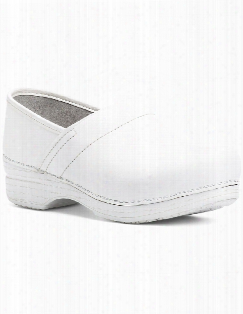 Dansko Pro Xp Box Clog - White - Female - Women's Scrubs
