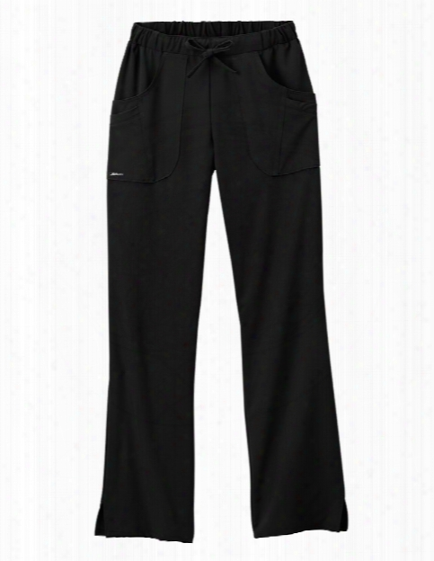 Jockey Classic Next Generation Comfy Scrub Pant - Black - Female - Women's Scrubs
